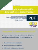 Presentacion Implementacion LSST