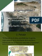 17. Paisaje y Sostenibilidad - Victor Peña
