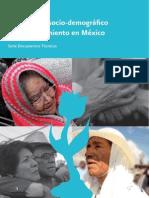 Envejecimiento en México, 2011