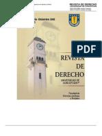 Consideraciones Sobre La Lesión, En Especial en El Derecho Chileno