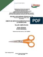 Análisis de Objeto Técnico Las tijeras