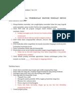 Hasil rapat sekretaris dan bendahara 7 Juli 2014.doc