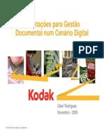 Palestra Datafilme - Kodak