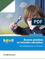 Buenas practicas en inclusion educativa - Las adaptaciones curriculares.pdf