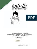 APOSTILA de MANICURES... Nail Design-10 Mandamentos..Etc