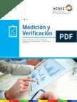 Análisis del Mercado de la M&V en Chile por los Profesionales del sector