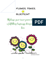 Flower Power Blueprint Workbook