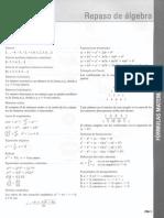 Formulas Matematicas y Resspuestas de Los Problemas