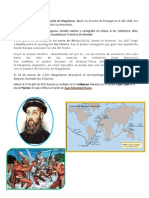 Fernando Magallanes Sebastian Elcano Americo Vespucio Biografia