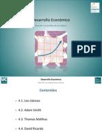 Desarrollo Econimico Malthus..