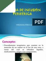Terapia de Infusión Periférica