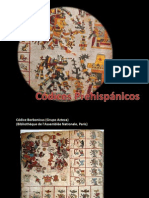 Códices Prehispánicos