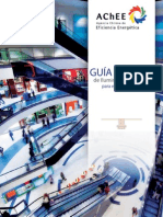 Guía Técnica de Iluminación Eficiente en El Sector Retail