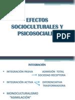 TEORIAEfectos Socioculturales y Psicosociales1