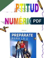 5 Aptitud Numérica Ordenado