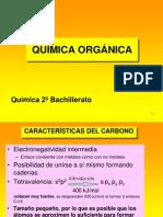 Presentación química orgánica