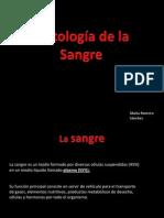 Histología de La Sangre-JV