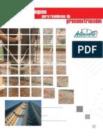Lista de Chequeo PRE-CONSTRUCCIÓN (Milton Mena)