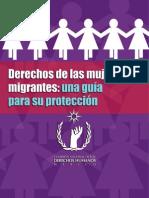 Cartilla DH Mujeres Migrantes