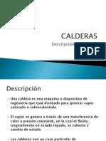 Calderas Balances