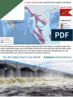 Historical monuments - Tamilnadu