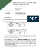 Proyecto Dia Logro II-2014