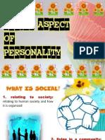 Social Aspect