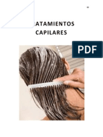 TRATAMIENTOS CAPILARES