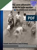proyecto socioeducativo completo bullying  pdf