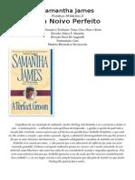 (2) Samantha James - [Sterling 02] Um Noivo Perfeito (Rev[1]. PRT)