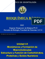 1.2 Bioquímica Bàsica