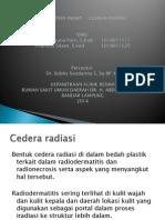 Ppt Radiation Injury