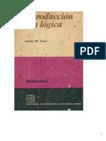 Introduccion a La Logica Irwin Copi 121031203952 Phpapp02