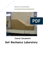 Course Pack Soil Laboratory Experiment