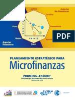 planeamiento estrategico microfinanzas