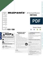 Manual pdf an-wl100w