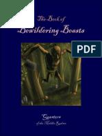 Book of Bewildering Beastsq