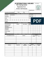 PTC RegistrationForm