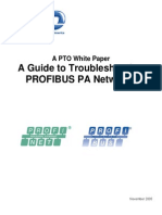 Troubleshooting Profibus