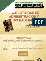 3336115 PRODUCTIVIDAD DE ADMINISTRACION -  17 ESTUPENDAS DIAPOSITIVAS OJO OJO OJO.ppt