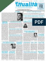 Attualità Settembre 2014
