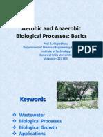 Aerobic and Anaerobic Biological Processes Basics