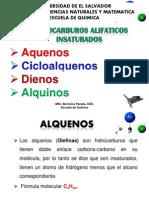 Nomenclatura II. Alquenos 2014_2