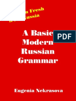 Russian For Tourists Traffic Grammatical Gender