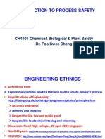 Introduction to Process Safety