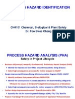 CH4101_2 Process Hazards Identification