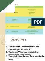 Vitamin a Deficiency FINAL