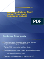 Manajemen Diabetes Terapi Insulin - Apoteker Dan Farmasi