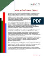 E IAPCO- Convention Centre