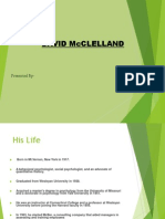David McClelland Group L